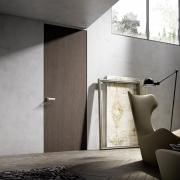 Міжкімнатні двері прихованого монтажу шпоновані