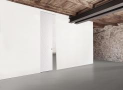 Міжкімнатні двері прихованого монтажу з 3D покриттям