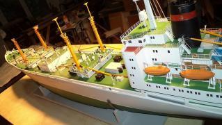 Моделі і макети кораблів – виготовлення на замовлення