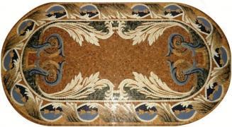 Мозаїчні панно мозаїка, панно смальта хамам басейн плитка