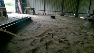 Мозаїчні, полімерні підлоги, стяжка
