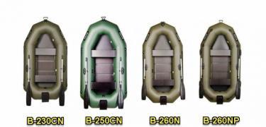 Надувні човни Bark – якісні човни ПВХ за доступною ціною