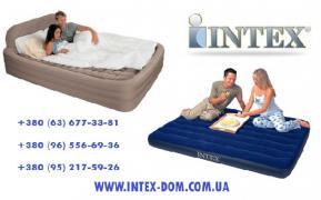 Надувні Матраци, Ліжка Intex, Bestway