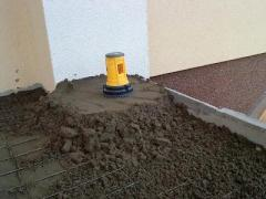 Напівсуха стяжка підлоги в Дніпропетровській облас