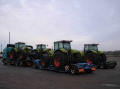 Негабаритні перевезення по Україні