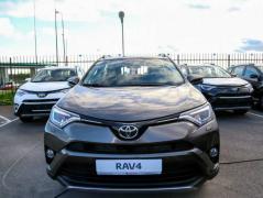 New Toyota RAV 4 IV (CA40), 2018