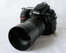 Nikon D810 DSLR камери з об'єктивами