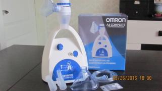 новий інгалятор компресорний для дітей Omron A3 за 2100 грн