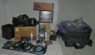Никон D7100 DSLR камери
