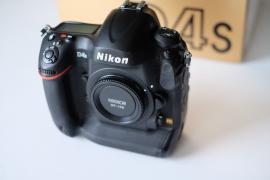 Никон фотокамерах d4s 16.2 MP цифрові дзеркальні камери
