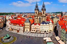 Оформлення робочої карти в Чехію. Визопонт