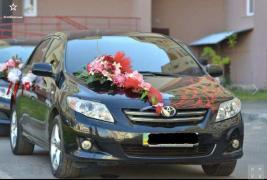 Оренда авто, замовлення машини на весілля