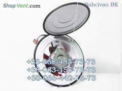 Осьовий вентилятор Bahcivan BK 160 фланцевий з кришкою