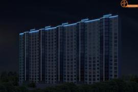 Освітлення будівель під ключ від професіоналів