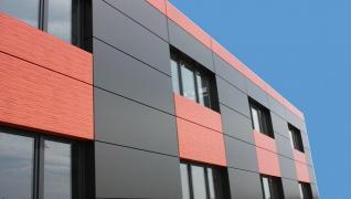 Оздоблення фасадів - композитом