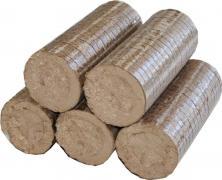 Паливні брикети Pini kay, RUF, Nestro