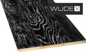 Паркетна дошка WUDEX, 3 шарова, Дуб, широка палітра кольорів