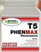 Phentermine для швидкого схуднення на 10-12 кг