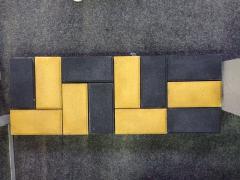 Плитка тротуарна сухопрессованная