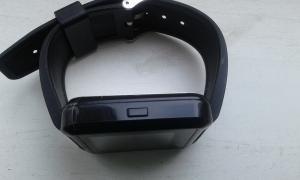 Почніть нове життя з «розумними» смарт – годинником від U80