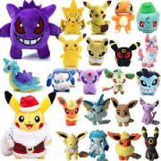 Покемони іграшки, купити покемон Пікачу, Чермандер покемон, Вкв