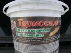 Покриття керамічне теплоізоляційне Термосилат