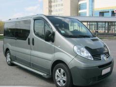 Поїздки на мікроавтобусі з України, в Крим і назад