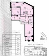 Продам 2-х кімн. квартиру в 1-ї секції МФК Манхеттен. 13 поверх
