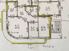 Продам 3-х кімнатні апартаменти з обробкою в Ялті п. Схід