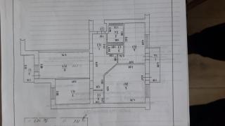 Продам 3-х комнатную квартиру в новострое, Херсон