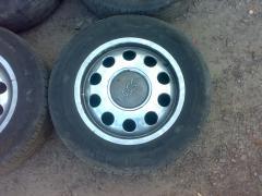 Продам легкосплавні диски Audi з літньою гумою 195/65 R15