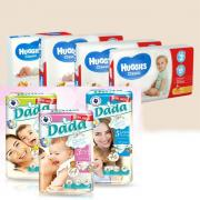 Продам оптом підгузники Dada (Comfort fit, Premium extra soft)