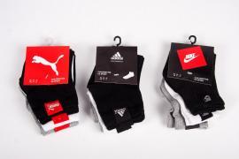 Продам оригінальні спортивні шкарпетки ADIDAS NIKE PUMA
