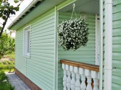 Продам сайдінг (зовнішнє облицювання будинків) в Луганську