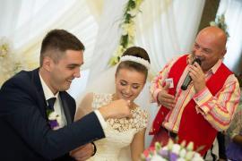Професійний тамада, ведучий на весілля +музика