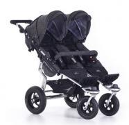 Прогулянкова коляска для двійні TFK TWINNER TWIST Duo Premium
