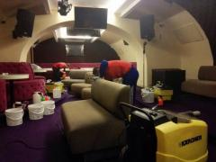 Прибирання квартир, Миття вікон, Хімчистка меблів (диванів, крісел)