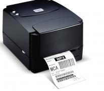 Принтер етикеток TSC TTP-244 Plus від компанії ВМС Технолоджі