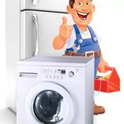Ремонт пральних машин,кондиц,холодильників,бойлерів,тв та ін