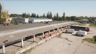 Rent of 500 - 1000 m dry warehouse. Ramp. Separate entrance