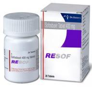 Resof (Софосбувир) і Hepcfix (Даклатасвир) лікування гепатиту