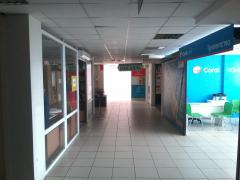 Retail premises in the PAROVOZ shopping center (2nd floor)