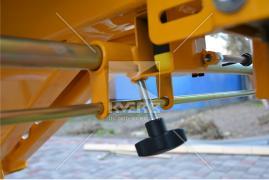 Революційний пристрій для згинання металу – листогиб Sorex ZGR