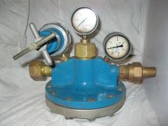 РКЗ-500-2 редуктор кисневий рамповый