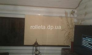 Ролетні ворота Дніпро rolleta.dp.ua тканинні ролети ролштори