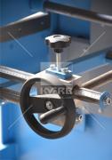 Ручна гільйотина для різання металу - Mazanek GR 1000