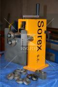 Ручна зіговка універсальна Sorex CW–50.250
