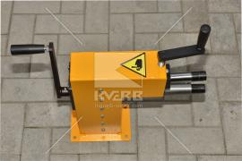 Ручна зіговочна машина CW–50.200 (Sorex)