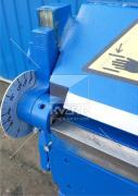 Ручний листозгинальний верстат для обробки металу (Польща)