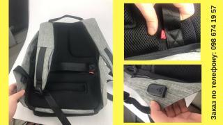 Рюкзак. Протикрадій. USB рюкзак. Рюкзак для ноутбука. Оригінал